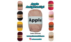 Apple Amigurumi İpi