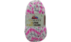 Himalaya Dolphin Baby Colors
