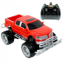1:14 Kumandalı Büyük Tekerli Jeep Seri 1