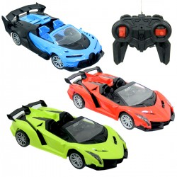 1:18 Sports Car Kumandalı Pilli Araba