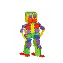 150 Parça Flexy Tangles Puzzle