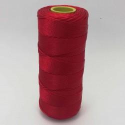 18 Kat Nylon Patik İpi Kırmızı ( 100 Gr )