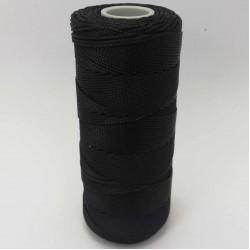 18 Kat Nylon Patik İpi Siyah ( 100 Gr )