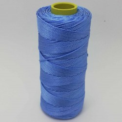 18 Kat Nylon Patik İpi Mavi ( 100 Gr )