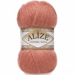 Alize Angora Gold El Örgü İpi 102 Soğan Kabuğu