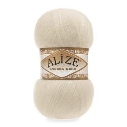 Alize Angora Gold El Örgü İpi 160 Bal Köpüğü