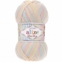 Alize Baby Best Batik El Örgü Bebe İpi 6655