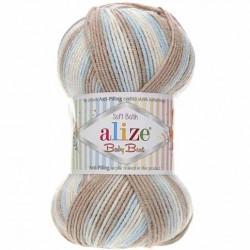 Alize Baby Best Batik El Örgü Bebe İpi 6657