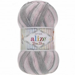 Alize Baby Best Batik El Örgü Bebe İpi 6664