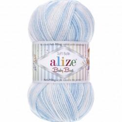 Alize Baby Best Batik El Örgü Bebe İpi 6669