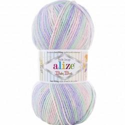 Alize Baby Best Batik 7258