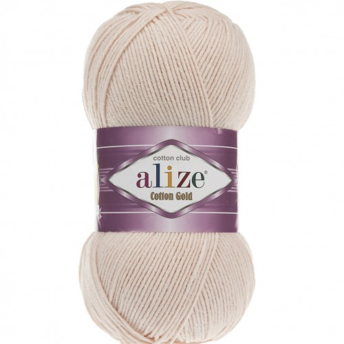 Alize Cotton Gold El Örgü İpi 382 Ten Rengi