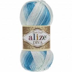Alize Diva Batik El Örgü İpi 2130