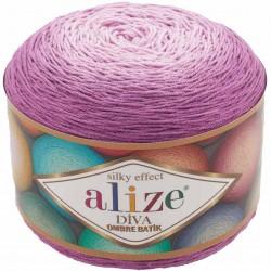 Alize Diva Ombre Batik El Örgü İpi 7244