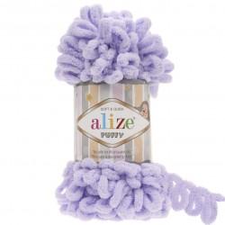 Alize Puffy El Örgü İpi 146 Lavanta