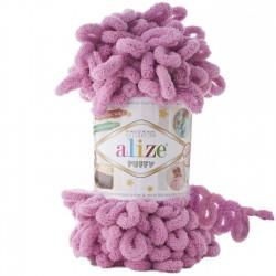Alize Puffy El Örgü İpi 98 Pembe