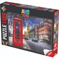 Ans Puzzle 1000li ( Londra )