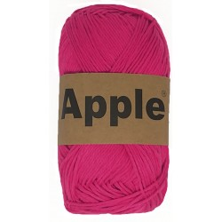 Apple Amigurumi İpi Fuşya ( 100 Gr )