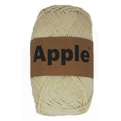 Apple Amigurumi İpi  Krem ( 100 Gr )