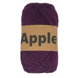 Apple Amigurumi İpi  Mürdüm ( 100 Gr )