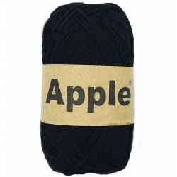 Apple Amigurumi İpi Siyah ( 100 Gr )