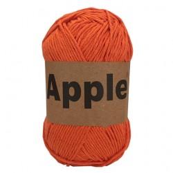 Apple Amigurumi İpi  Turuncu ( 100 Gr )