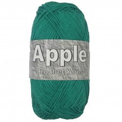 Apple Amigurumi İpi  Yeşil ( 100 Gr )