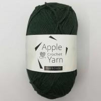 Apple Amigurumi İpi Zümrüt Yeşili ( 100 Gr )