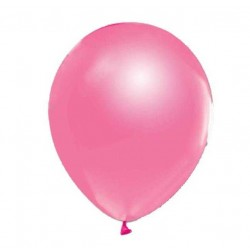 "Balon 12"" Baskisiz Pembe ( 25 Adet )"