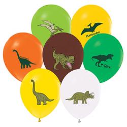 Balon Jurassik Parti 12 İnc ( 100 Adet )