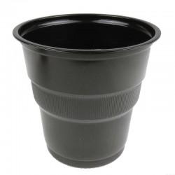 Bardak 200 Cc Siyah ( 25  Adet )