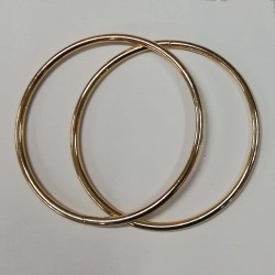 Çanta Sapı Metal Gold ( 12 cm )