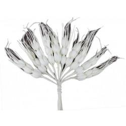 Çiçek Başak Beyaz 1x7 Cm ( 100 Adet )