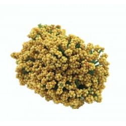 Çiçek Cipso Altin 3x8 Cm ( 144 Adet )