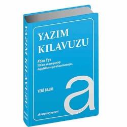 Ema Yazım Kılavuzu Sözlük