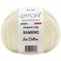 Etrofil Bambino Lux Cotton 70112