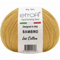 Etrofil Bambino Lux Cotton 70221
