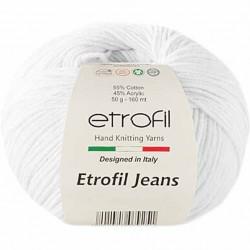 Etrofil Jeans 002 Beyaz