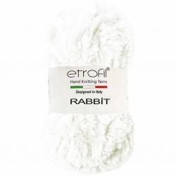 Etrofil Rabbit Örgü İpi 70111 Krem