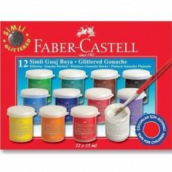 Faber Castell 12li Guaj Boya