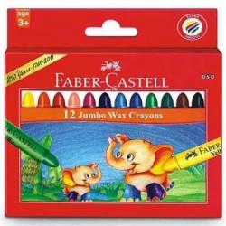 Faber Castell 12li mum boya