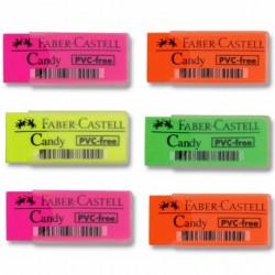 Faber Castell Candy Plastik Kılıflı Silgi