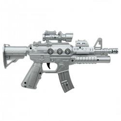 Flash Gun Işıklı Sesli Poşetli Tüfek