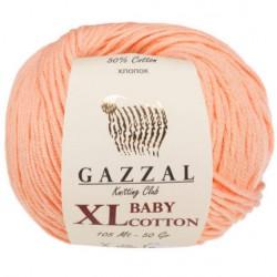 Gazzal Baby Cotton Xl Örgü İpi 3412 Ten Rengi