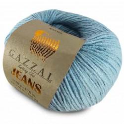 Gazzal Jeans Örgü İpi 1105 Mavi