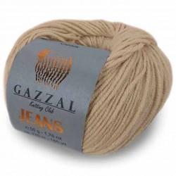 Gazzal Jeans Örgü İpi 1106 Bej