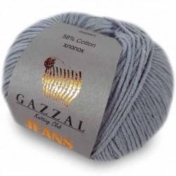 Gazzal Jeans Örgü İpi 1110 Gri