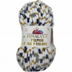 Himalaya Dolphin Baby Colors Kadife Örgü İpi 80423