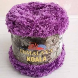 Himalaya Koala Örgü İpi 75717 Mor