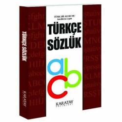 Karatay Türkçe Sözlük Mini